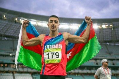 Nazim Babayev yenə Avropa çempionu oldu