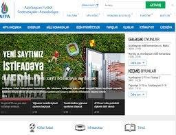 """Yığmalar rəsmi oyunlara çıxır, AFFA-nın saytı """"yatır"""""""