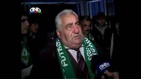 """""""Xəzər Lənkəran"""" ən sadiq azarkeşlərindən birini itirdi"""