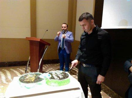 Qurban Qurbanov 8-ci dəfə ilin məşqçisi seçildi