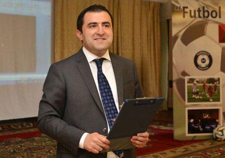 """""""Neftçi""""nin yeni prezidenti ilk müsahibəsini """"Futbol+""""ə verdi"""