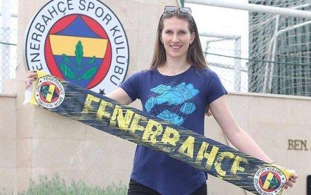 Polina Türkiyə üçüncüsü oldu