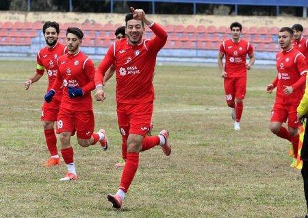 """""""Qarabağ"""" """"Neftçi""""ni qol vurmağına peşman etdi"""