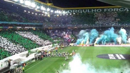 Stadiona 9-cu mərtəbədən baxış, portəgiz jurnalistin təəccübü və 27 azarkeş...