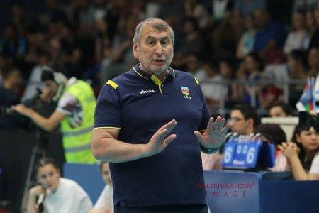 Faiq Qarayev məşqçi karyerasını başa vurdu
