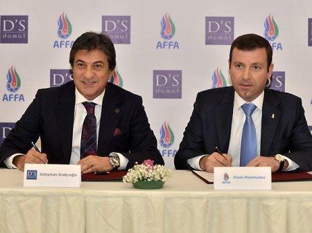 AFFA üçün sponsorluq müqaviləsi