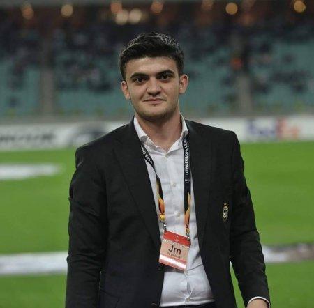 """""""Qarabağ""""ın işçisi klubdan ayrıldı"""