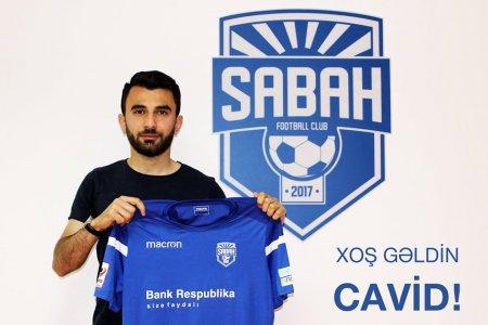 """Cavid Tağıyev """"Sabah""""ı seçdi"""