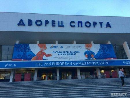 İkinci Avropa Oyunlarında 10-cu yer…