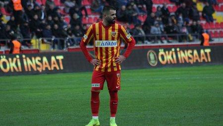 """AFFA """"Kayserispor""""un yarımmüdafiəçisini """"milliləşdirir"""""""