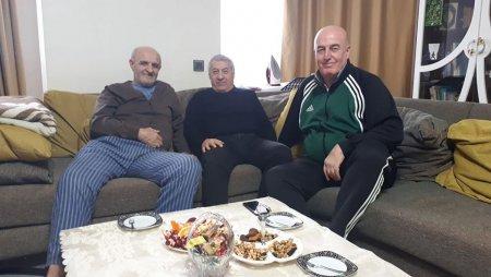 """""""Ümid edirəm ki, """"Səbail"""" futbolda özünəməxsus tarix yazacaq"""""""