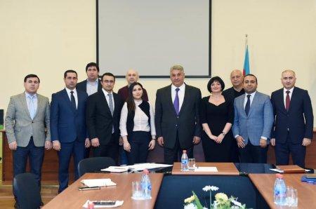 Azad Rəhimov yeni federasiyaya xeyir-dua verdi