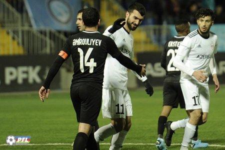 """Mahir gözəl qolla """"Qarabağ""""ı sevindirdi"""