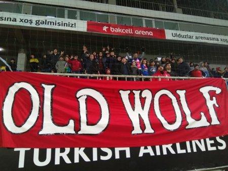 """""""Old Wolf""""u üç futbolçu təbrik edib"""