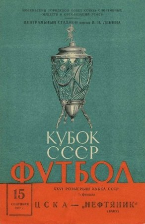 """53 ilin sirri: SSRİ Futbol Federasiyası və Andzyulis """"Neftçi""""ni necə finaldan etdi?"""