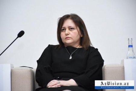 Prezident Aynur Sofiyevanı təltif etdi