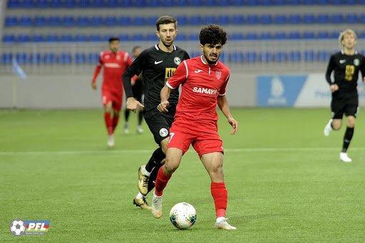 Azərbaycanlı futbolçu Yunanıstan klubunda -
