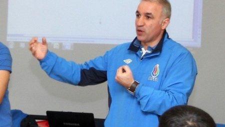 """""""Hər bir futbolçunun xarakteristikasını yazıb baş məşqçiyə göndərdim"""""""