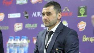 """Füzuli Məmmədov: """"Çox zəif, pis oynadıq"""""""