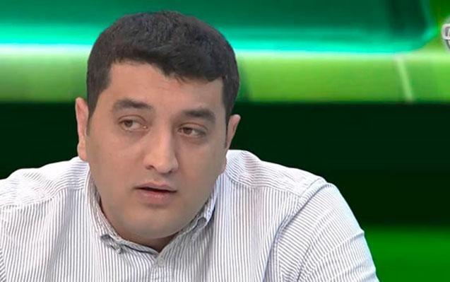 """Gündüz Abbaszadə """"Qarabağ""""da"""