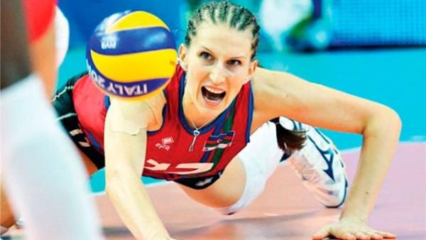 Polina Braziliya rekorduna yaxınlaşdı