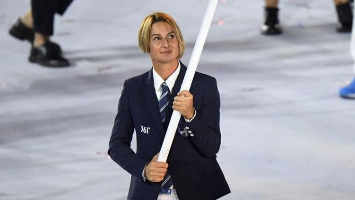 Olimpiya çempionu federasiya rəsmisi tərəfindən zorlanıb